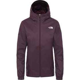 The North Face Quest Kurtka Kobiety, root brown